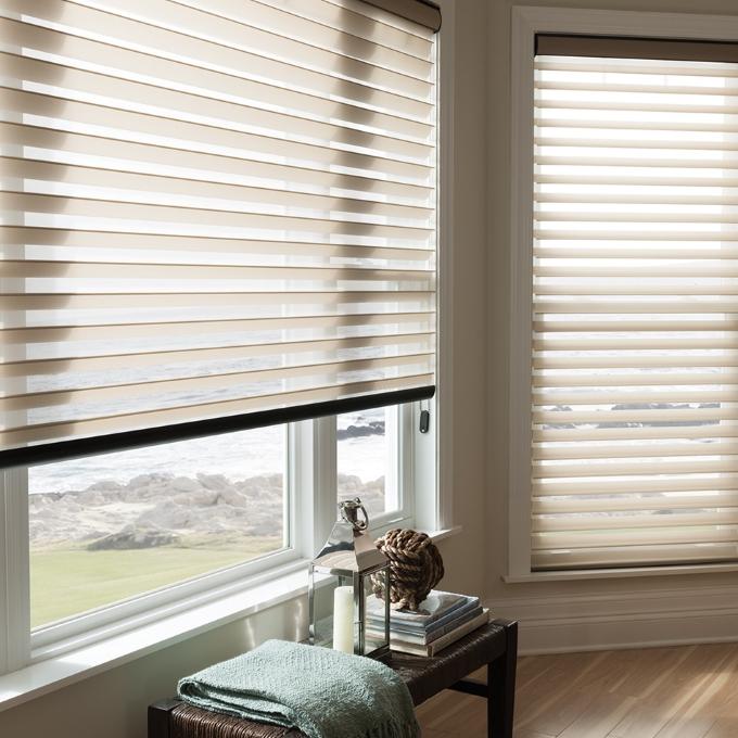 Persianas triple shade para cubrir tus ventanas