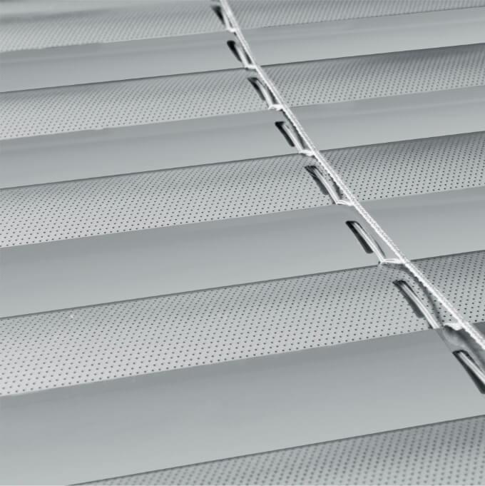 Persianas aluminio laminas