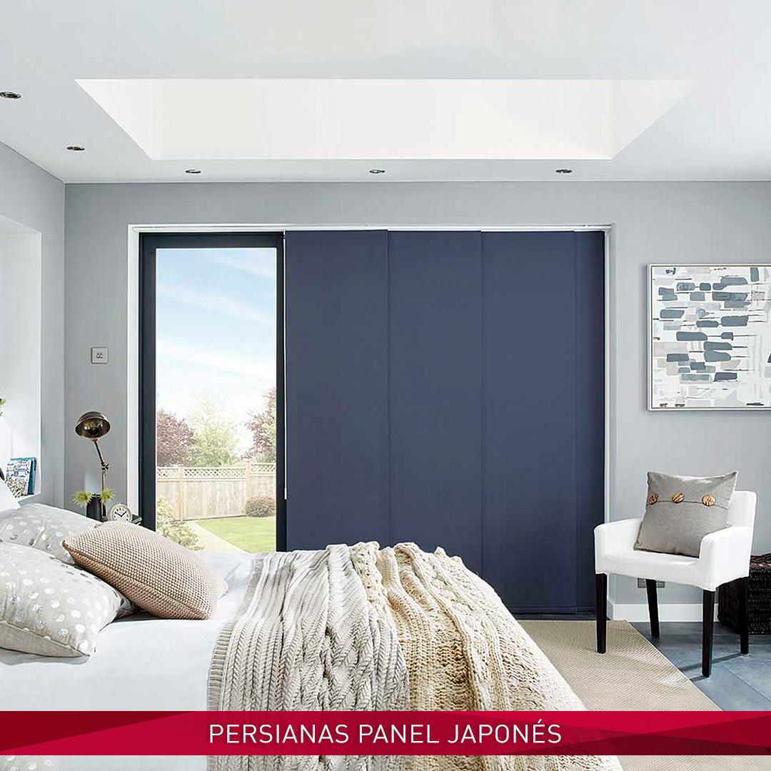 Persianas Panel Japones